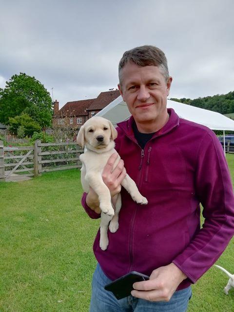 new puppy training